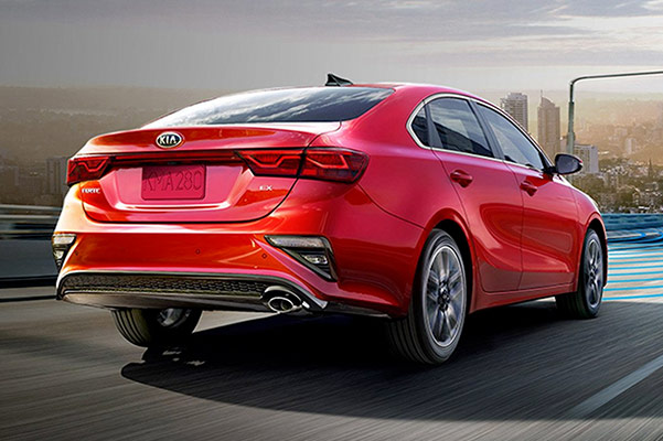 2019 Kia Forte Safety & Performance