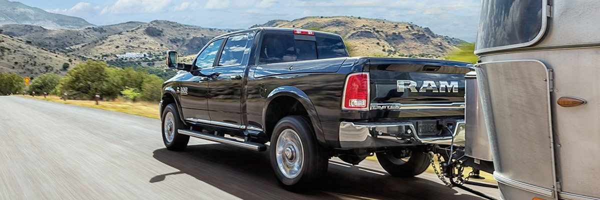 2018 Ram 2500 Engine Specs & Performance
