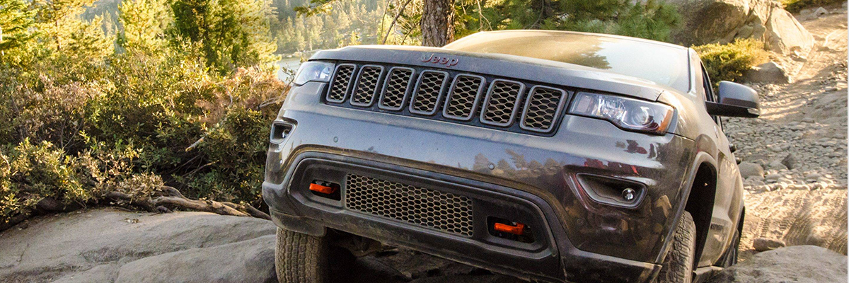 2018 Jeep Grand Cherokee Engine Specs