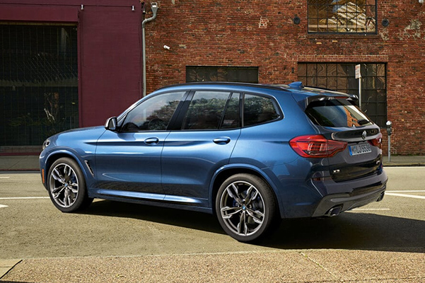2019 BMW X3 Interior & Technology