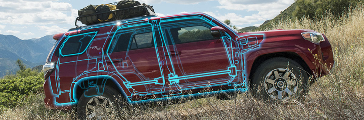 2018 4Runner Safety Technologies