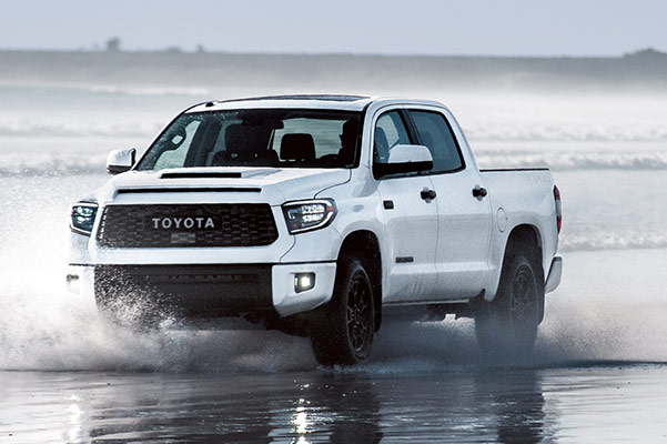 2019 Toyota Tundra Engine Specs, Performance & Safety