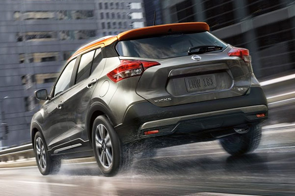 2018 Nissan Kicks Engine Specs & Performance