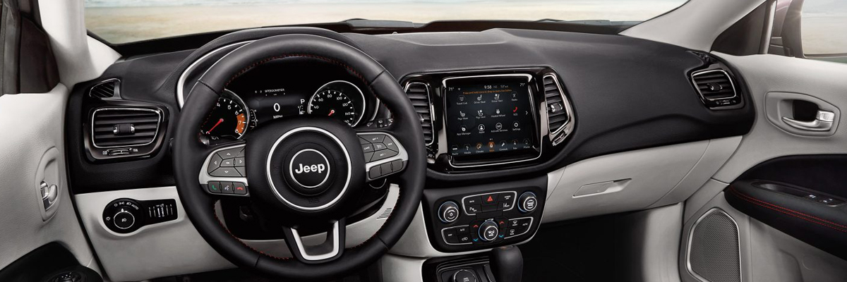 2018 Jeep Compass Technology Features: