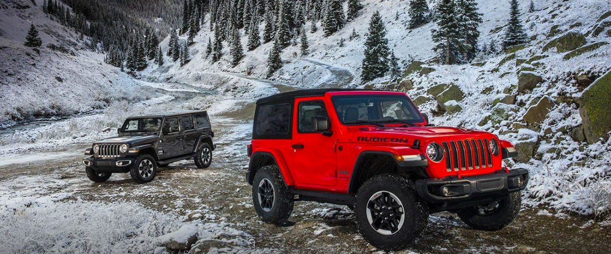 Attractive 2018 Jeep Wrangler Header