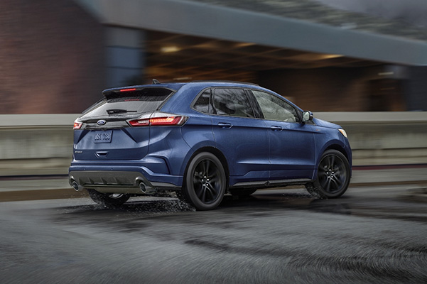 2020 Ford Edge performance