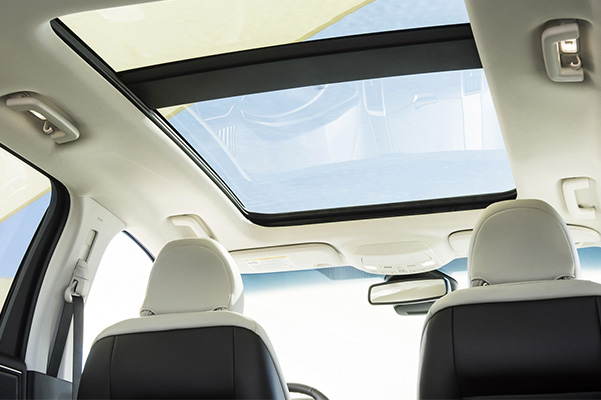 2020 Ford Edge Panoramic sunroof