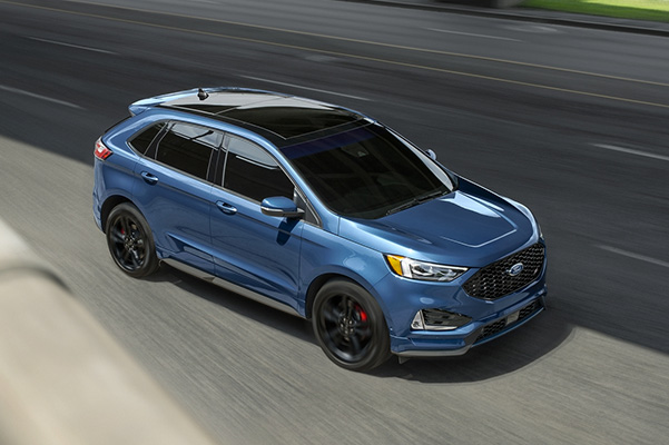 2020 Ford Edge top 3/4