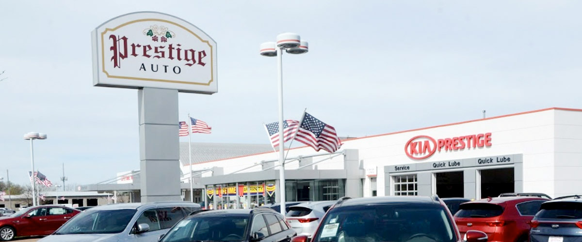 Prestige Auto Corp dealership