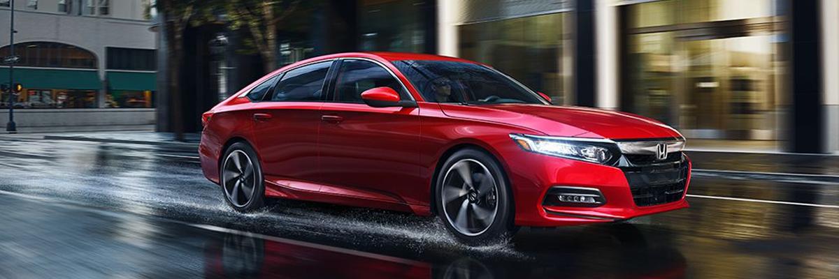 2018 Honda Accord Engine Specs & Performance