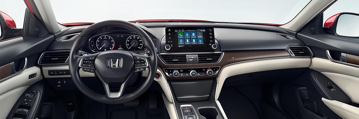 New 2019 Honda Accord Sedan Honda Dealership Near Parma