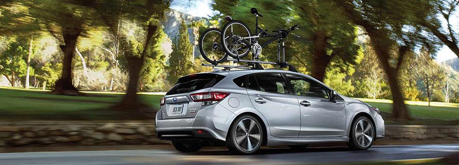 Buy a New 2018 Subaru Impreza near Longview, TX | Peltier Subaru