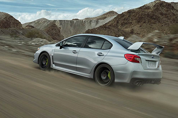 2019 Subaru WRX Performance