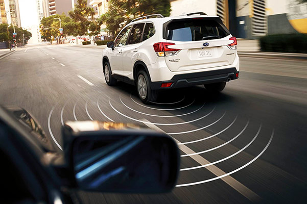Subaru Eyesight Driver Assist Technology