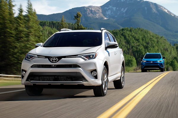 2018 Toyota RAV4 Safety