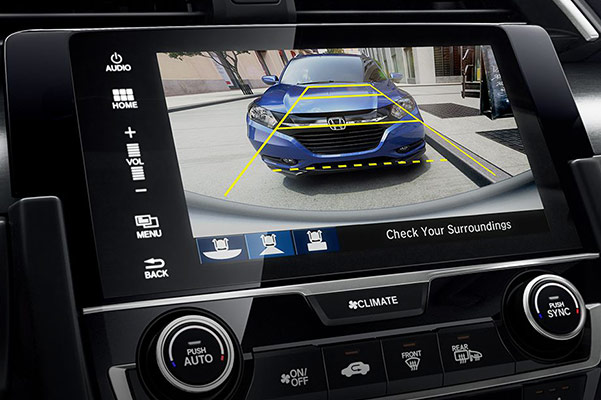 2018 Honda Civic Safety Features