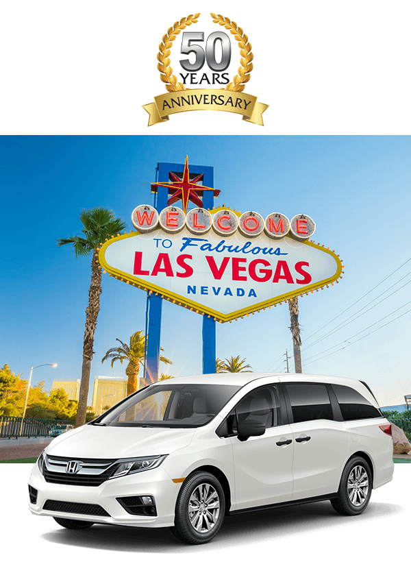 Pacific Honda Las Vegas Sweepstakes  Section3