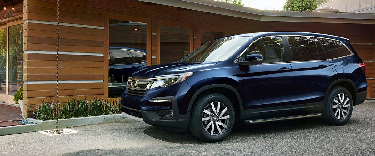 Buy A New 2019 Honda Pilot SUV In Honolulu, HI