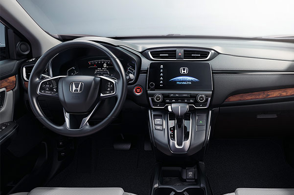2018 Honda CR-V Interior Features