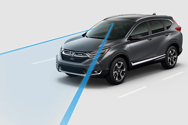 Safety Technologies in the 2018 CR-V