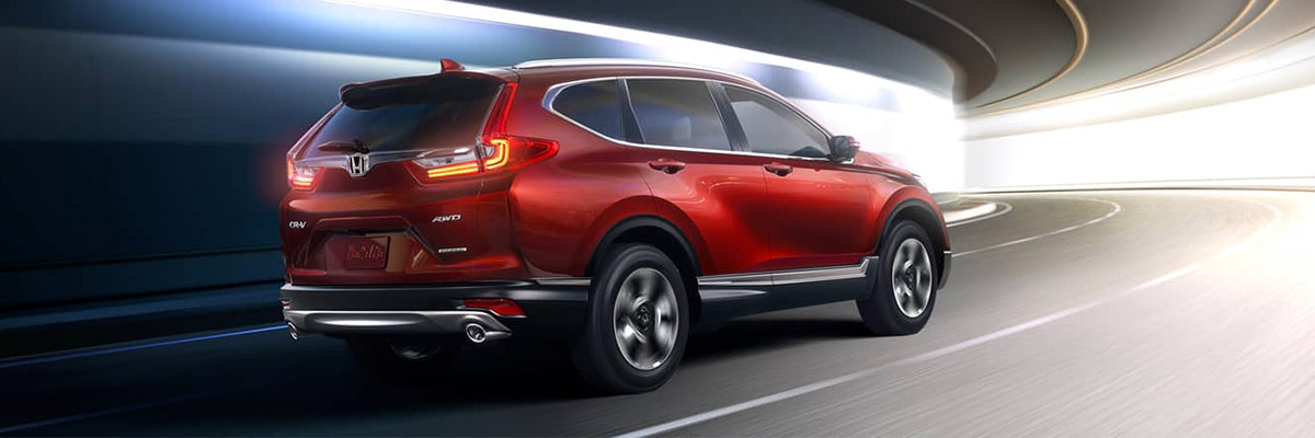 2018 Honda CR-V Engine Specs & Performance