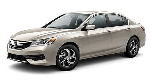2017 Honda Accord Sedan CVT LX