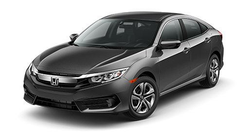 2017 Honda Civic CVT LX