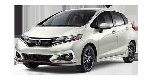 2018 Honda Fit CVT Sport