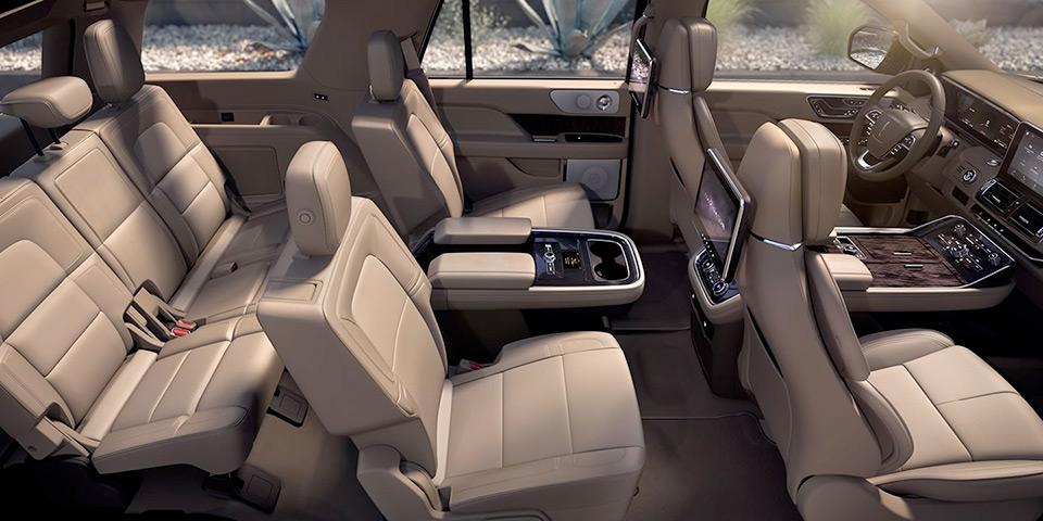 2018 Lincoln Navigator Buy A New Lincoln Suv Near Orlando Fl