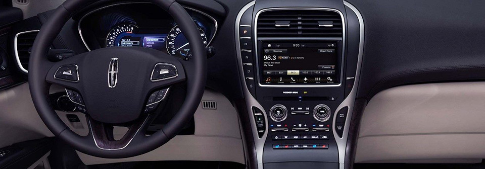 Sophisticated Interior & Connected Technology