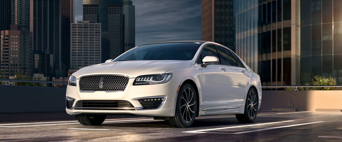 The 2018 Lincoln MKZ header