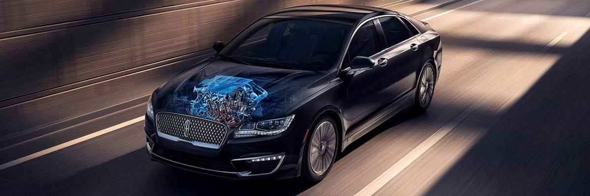 2018 Lincoln MKZ Engine Specs & Performance