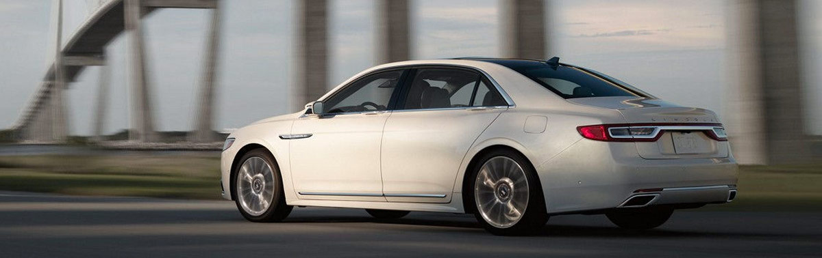 2018 Lincoln Continental Engine Specs & Performance