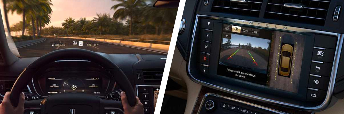 Safety Features in the 2018 Lincoln Continental