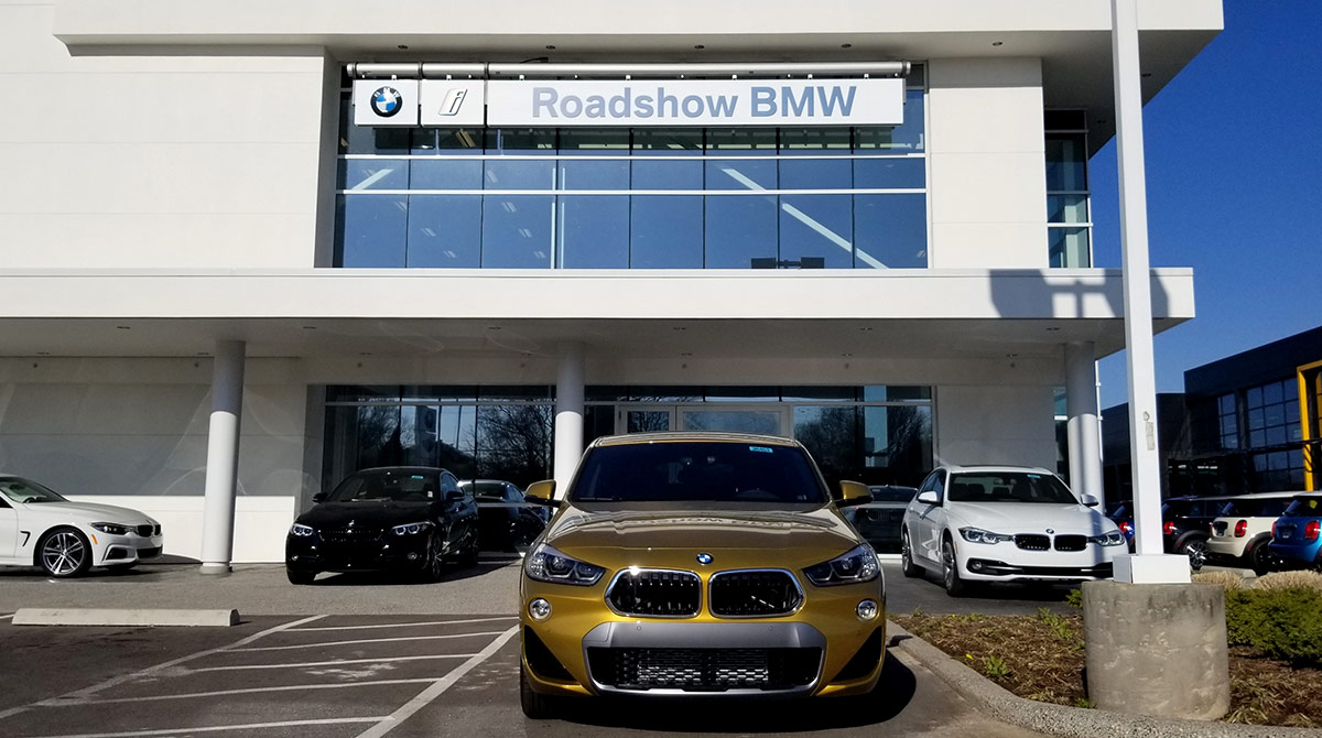 Why Buy at Roadshow BMW header