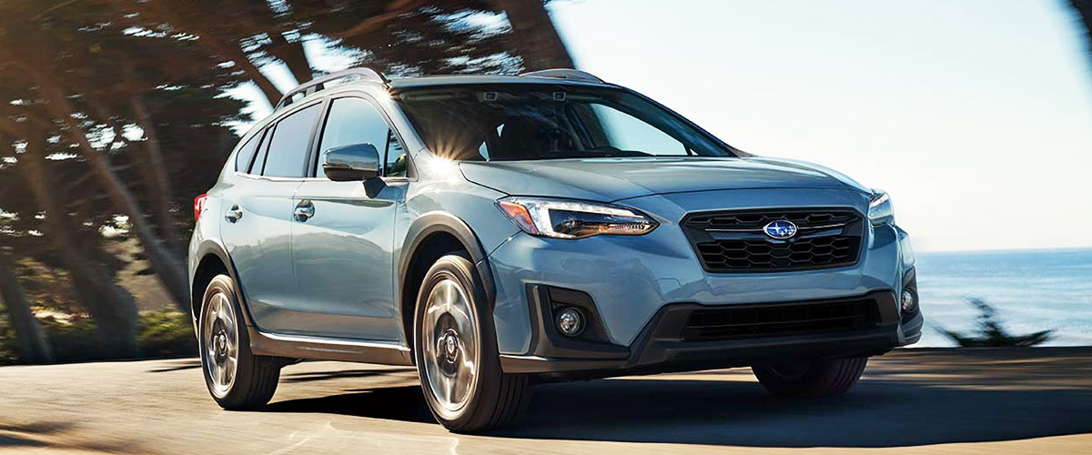 2018 Subaru Crosstrek Header