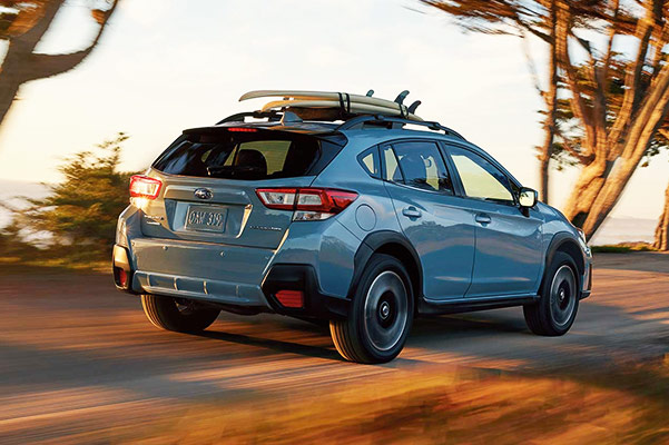 2018 Subaru Crosstrek Engine & Performance