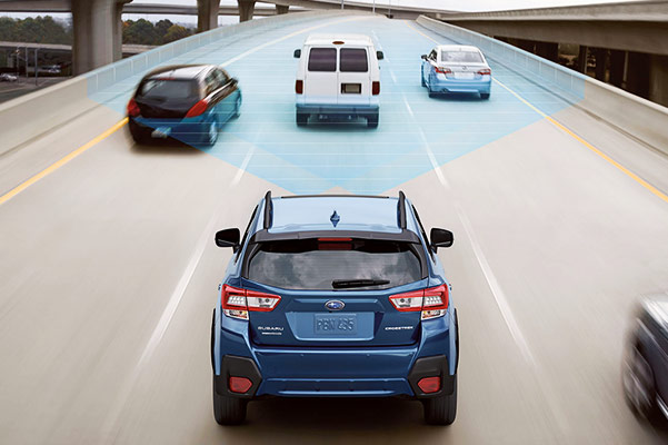 2018 Subaru Crosstrek Safety Features