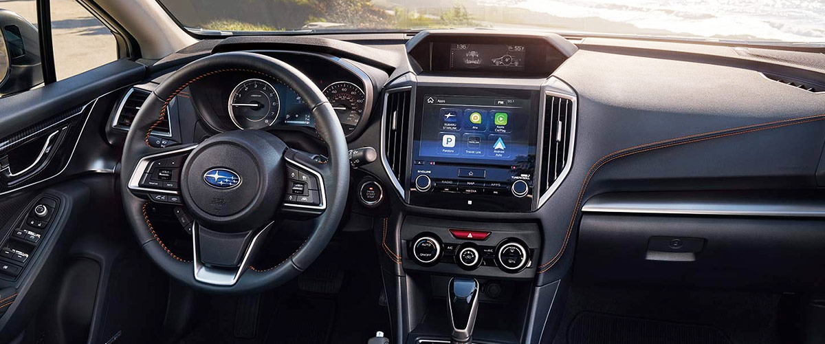 2018 Subaru Crosstrek Interior & Technology