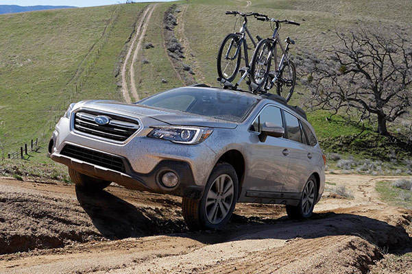 2018 Subaru Outback Performance & Safety Features