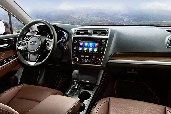 Subaru Outback Interior & Design Features