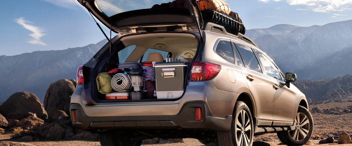 Subaru Outback Entertainment & Tech Features