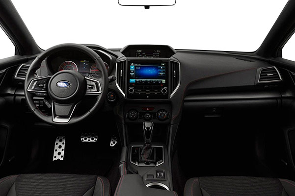 2018 Subaru Impreza Interior Features & Technology