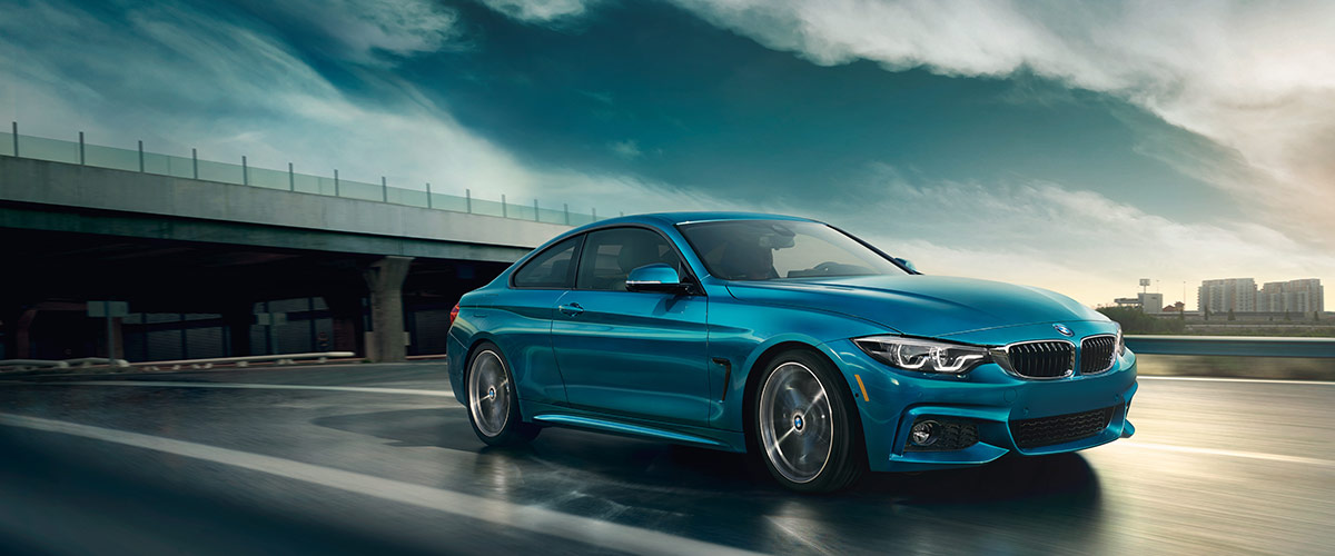 2019 BMW 4 Series  header
