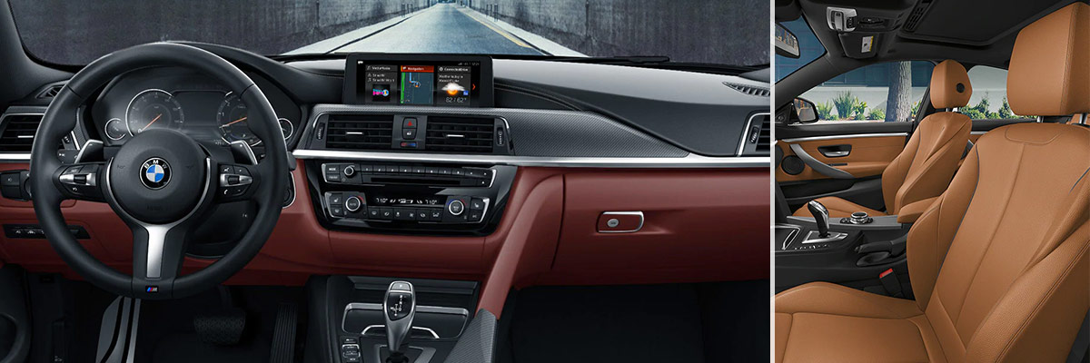 2019 BMW 4 Series Interior: Comfort & Convenience