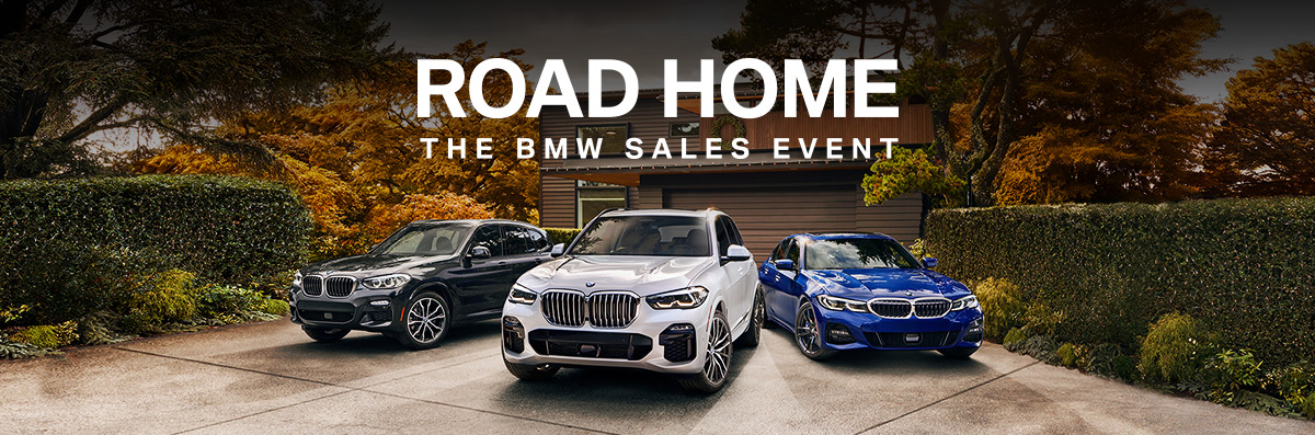 ROADHOME THE BMW SALES EVENT