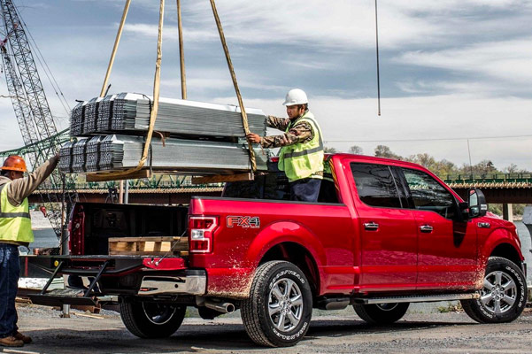 2019 Ford F-150 Performance Specs & Safety