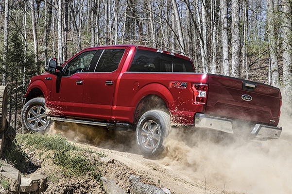 2020 Ford F-150 Specs & Safety
