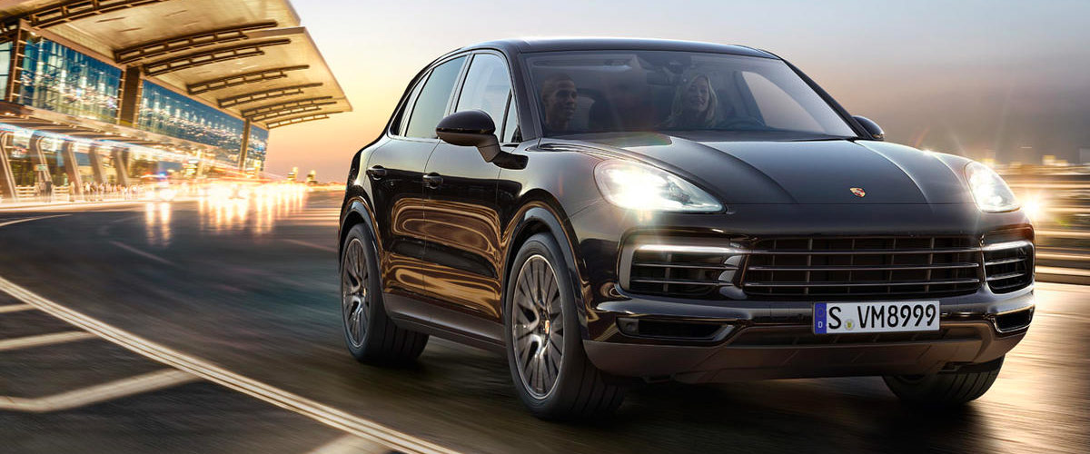 The 2019 Porsche Cayenne header