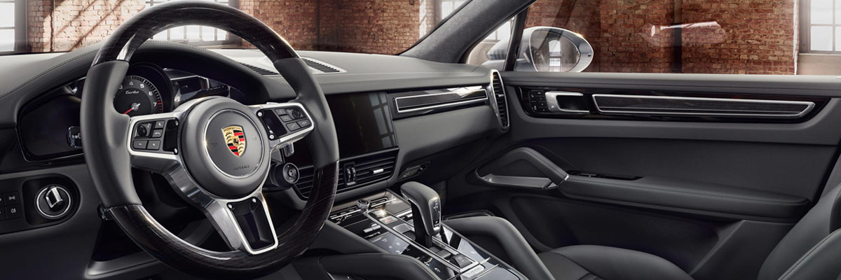 2019 Porsche Cayenne Interior & Technology